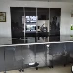 Photo d'une cuisine réalisée par Luxe Plan